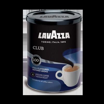 Malta kava LAVAZZA CLUB, 250 g