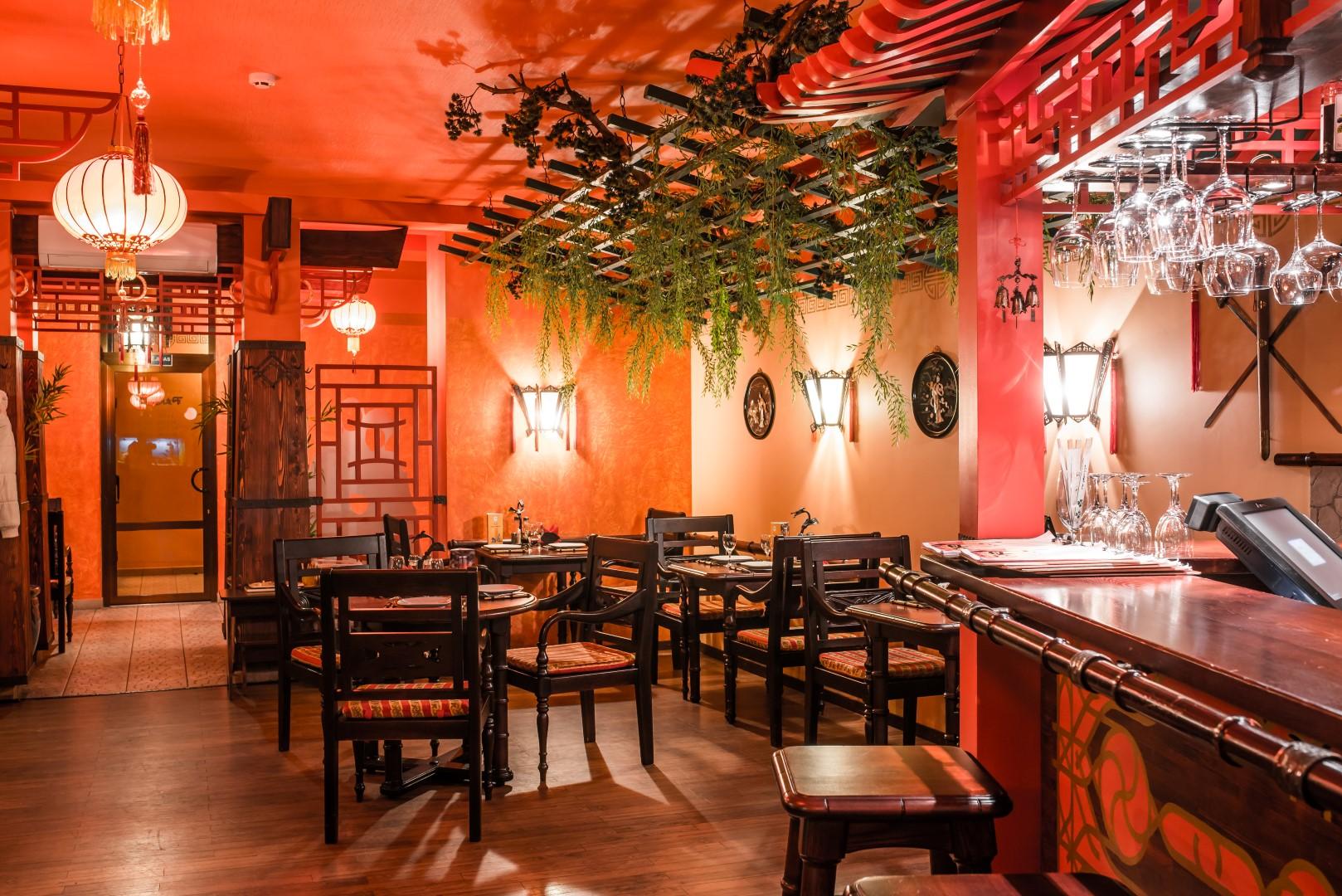 Kinų restoranas Pekinas Mažeikiuose